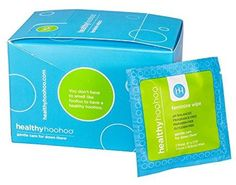 Feminine Care Healthy Hoohoo All Natural Gentle Femine Wipes Individually of for sale online Baby Wipes Travel Case, Baby Wipe Case, Wipes Case, Feminine Wipes, Feminine Hygiene, Baby Wipes Container, Baby Wipe Warmer, Organic Skin Care