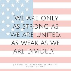 We must all be there for one another. #election2016