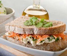 Começamos esta lista com um sanduíche bem simples de ser feito, mas que agrada aos adultos e às cria... - Shutterstock