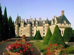 Castillo de Langeais-Francia