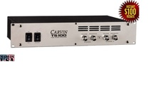 Carvin Tube Power Amp http://www.carvinguitars.com/products/TS100