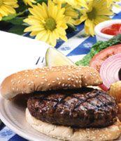 Body for Life Turkey Burger Recipe