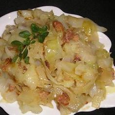 Fried Cabbage II | 'Awesome! My husband was never a fan of cooked cabbage until this!""