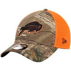 finest selection e6562 5a2a7 Men s Buffalo Bills New Era Realtree Camo Orange Blaze Neo 39THIRTY Flex Hat,  Your