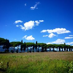 Tuscany landscape near Baratti