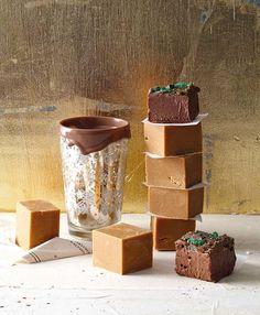 Idees Sjokolade-en-peppermint-crisp-blokkies » Idees