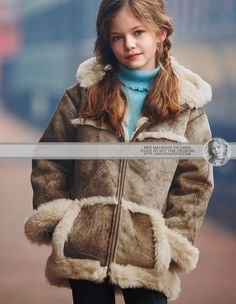 Mackenzie Foy - here she looks a lot like I picture Mattie at the start of the story