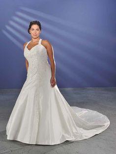 wedding dresses plus size wedding dresses 2013 lace wedding dresses laces vintage  custom-built applique halter v-neck chapel train satin wedding dress for ... c8d423627e40