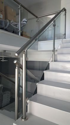 Trendy Modern Stairs Railing Ideas Banisters - New Ideas