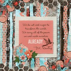 quote + patterns