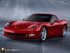 Sweet Corvette!