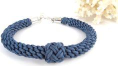 Sailors Bracelet Marlinspike Knotting in by KnottinghamDesigns