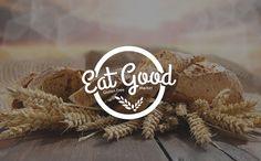 Eat Good Logo Design
