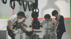 @natalie_mu Dragon Ash、UNISON SQUARE GARDENのVRライブをソラマチで体験 natalie.mu/music/news/212…