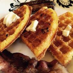 Gritty Waffles - Allrecipes.com