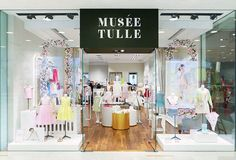 MUSÉE TULLE is a bespoke modern childrenswear boutique in Hong Kong which offers an assortment of brands in designer clothing, accessories, shoes and toys. Products ranging from newborn to 10 years old, MUSÉE TULLE carefully selects a curated collection of exquisite brands from Europe. www.museetulle.com