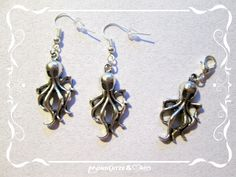 c056 OKTOPUS, c041 BOTTLE OPENER, (wanna buy something like this? Earrings, (Earhooks), pendant or Charms? ask me: Mondcatze@fantasymail.de)