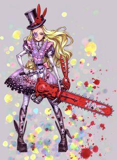 Alice par Tragedie-50