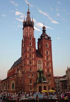Polen, Krakau, 2015