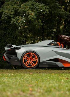 Lamborghini Egoista - LGMSports.com