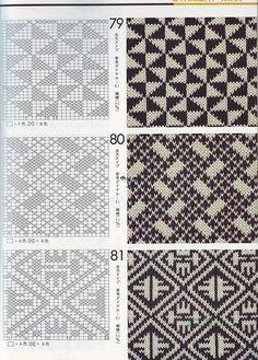 """Photo from album """"Книга узоров"""" on Yandex. Crochet Chart, Filet Crochet, Knit Crochet, Knitting Charts, Knitting Stitches, Knitting Patterns, Modern Crochet, Crochet Home, Tapestry Crochet Patterns"""