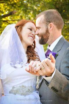 Beautiful  Louisville Kentucky  Fall Wedding