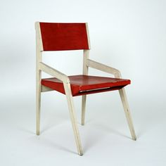 Nestorio Sacchi,Prototype of a chair designed in 1950/51 during his period of work at the Gio Ponti Studio.