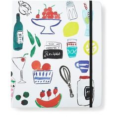 Kate Spade Bella Pantry Recipe Book (452.470 IDR) ❤ liked on Polyvore featuring home, kitchen & dining, cookbooks, random, cook-book and kate spade