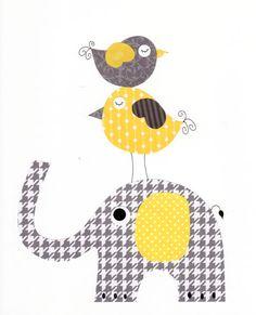 Yellow and Grey Love Nursery Artwork Print // Baby Room Decoration // Kids Room Decoration // Yellow and Grey Nursery // Gifts Under 20 on Etsy, $14.00