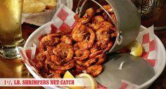 Net Catch at Bubba Gump Shrimp Co.