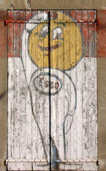 The official web site of the CONServatoire des Advertisements Extrieures Pub Vintage, Vintage Theme, Vintage Signs, Wall Logo, Logo Sign, Etiquette Vintage, Old Garage, Old Signs, Signage Design