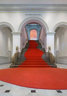 Inside the High-Tech Restoration of America's Oldest Art Museum, the Renwick Gallery in Washington, D.C. - CityLab
