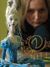 Working with air dried clay tutorial for flexible doll making