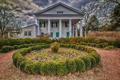 Barrington Hall, Roswell Ga. 1842