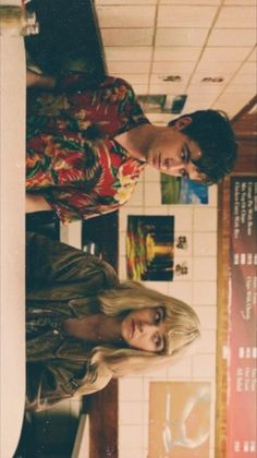 a e s t h e t i c s — Alyssa and James - The End Of The F***ing World Words Wallpaper, Tumblr Wallpaper, Wallpaper Quotes, The End, End Of The World, Series Movies, Tv Series, James And Alyssa, Ing Words