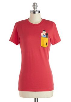 Academic Enterprise Tee, #ModCloth.  this would be the best present, ever.