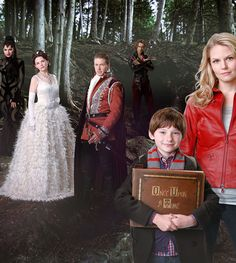 ONCE UPON A TIME (2011-2012) - Centers on a woman with a troubled past who is drawn into a small town in Maine where the magic and mystery of Fairy Tales just may be real.