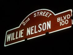 Willie Nelson Blvd, Austin, Texas