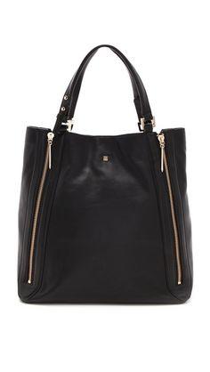 b712b518b5 Pour La Victoire Nouveau Tote Black Handbags