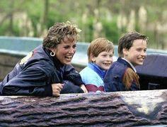 Diana & her boys!
