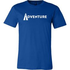 ADVENTURE t-shirt – Handcrafted Pixels