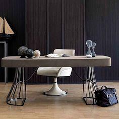 Anna Casa Interiors - George Desk by Baxter
