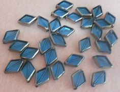 'Terrific Silver & Aqua Mix' is going up for auction at  1pm Sat, Aug 11 with a starting bid of $5.