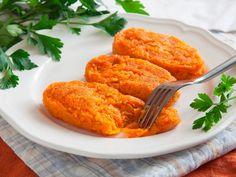 Рецепты морковных котлет