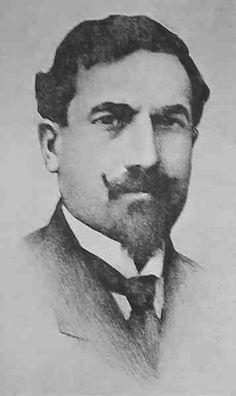 Sarkis Minassian (Aram Ashot) Chief editor of Droshak killed in 1915