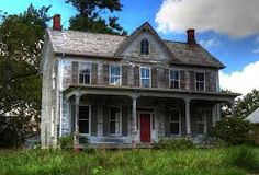 abandoned south home -