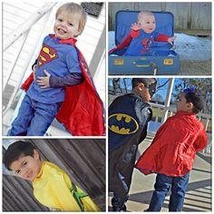Super Hero Mini