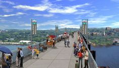 Go back to the city I was born in and walk over the Walkway Over the Hudson. Preferably in the Fall!