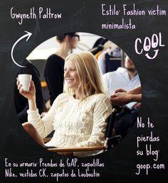 Gwyneth Paltrow at El blog de Malules