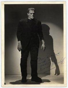 "Boris Karloff!!!  Best Frankenstein ever!! **Boris Karloff narrates ""How the Grinch Stole Christmas' on T.V., still shown every year**"